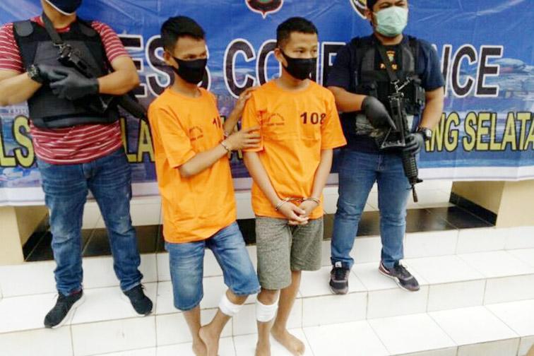 Kapolres Tangerang Selatan, AKBP Iman Setiawan